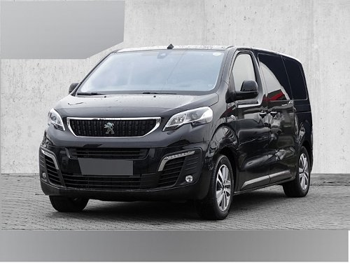 Fotografie des Peugeot e-Traveller L2 (50kWh) Allure 8-Sitzer Leder