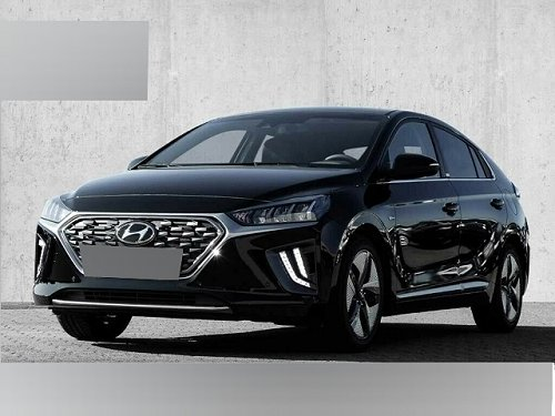 Fotografie des Hyundai Hybrid 1.6 GDI Prime Leder Schiebedach Nav